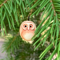 Image Owl Ornament