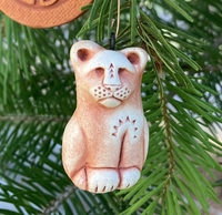 Image Mountain Lion Cub Ornament